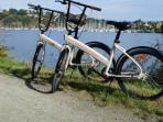Des vélos pour vos promenades