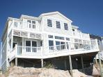 Oceanfront Side of House