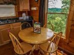 Kitchen at Deerly Beloved