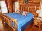 Bedroom at Deerly Beloved