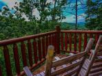 Deck at Deerly Beloved