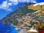 Positano/Amalfi Coast
