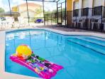 Private Pool. Piscina Privativa