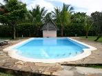 privat Swimmingpool