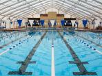 The Juniper Swim and Fitness Center is a short bike or bus ride away.