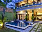LEGIAN - 3 Bedroom+3 Bath - Breakfast daily - kubu