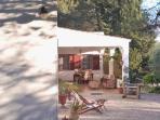 facciata/patio/solarium