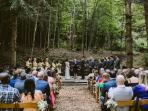 Fairytale Weddings in the Meadow