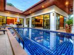 Privacy & Stunning Pool Villa in Rawai