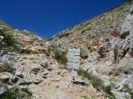 Hiking in Baska...