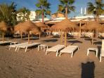 Magia Beach Bar and Restaurant.