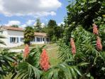 Countryside Holiday Home with pool in SW France 4p
