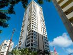 The Waikiki Skytower building.