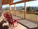 Deck at Cedar Creeks