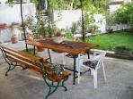SA3 (2): garden terrace