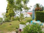A4 Somina(2+2): terrace
