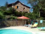 Clauzel and pool.