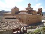 San Roque y exconvento de carmelitas