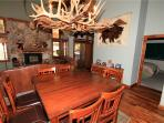 Dining Room,Indoors,Room,Fireplace,Hearth