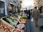 Shop like a local at the Sunday Market in Saint Cyprien