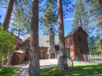 Lakefront Historic Cabin with Spectacular View ~ RA3667