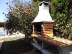 Brick Built Barbecue