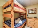 Bunk Room best suited for children