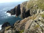 Stunning walks on the seven heads