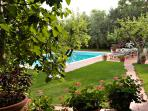 Bed and Breakfast 'IL Casolare di Libbiano' - Giardino e piscina