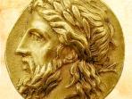 Xenios Zeus the hospitality protector Greek God