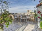Notre Dame Paris Flat Penthouse with 30m2 Terrace
