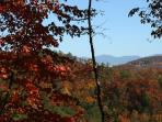 Fall View from Alpine Romance