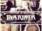 Barista is one of top local roasting companies & one of the best Portland coffe bars. 5 blocks away.