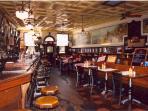 Inside Doyle's Pub