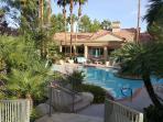 2nd heated pool