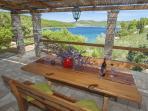 H(6): terrace view