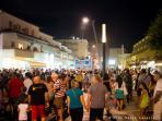 8 agosto, compleanno del Lido di Pomposa, festa per le vie principali.