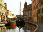 Comacchio: la piccola Venezia, a pochi km dal Lido di Pomposa