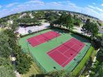 Great tennis facilities