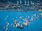 Sailing regata FIUMANKA (June)