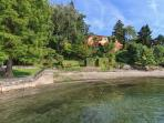 Lakeside holiday villa at Lake Maggiore Italy
