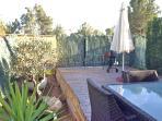 Principal private garden