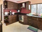 Modern full equiped kitchen
