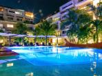 Hotel,Resort,Yard,Pool,Water