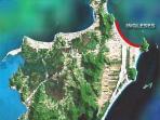 Ingleses, a mais famosa e movimentada praia do norte da Ilha de Floripa
