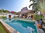 Exclusive 4 bedrooms Villa in Seminyak