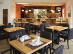 restaurante do resort