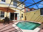piscina da casa