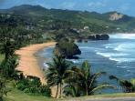 Bathsheba Atlantic side of island