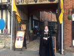 Tudor Tours in the Town centre